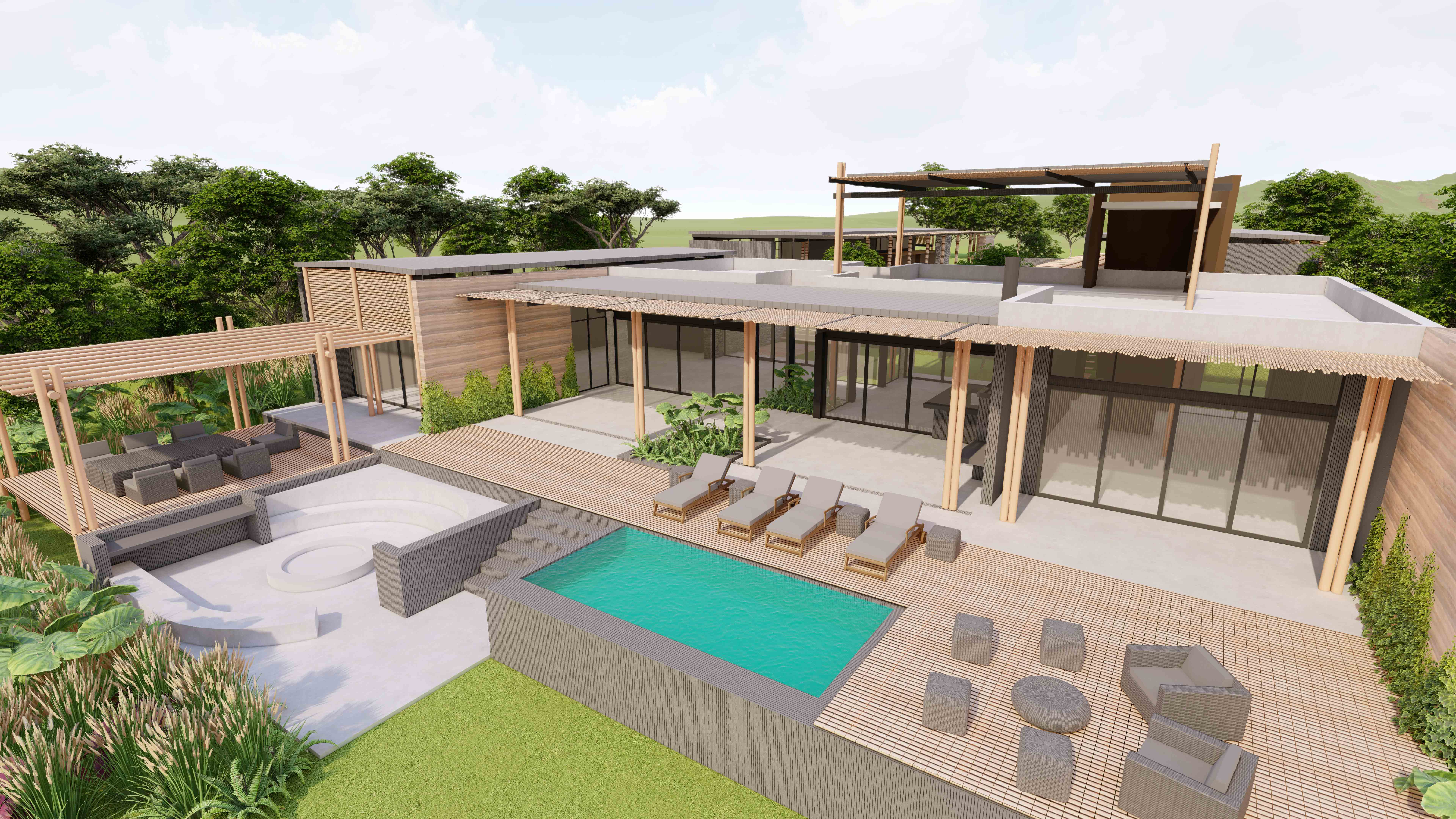 Leo N'ora River Lodge